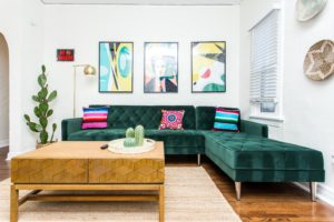 Nice living room photo with good and pleasing decor